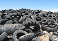 Waste Tires A