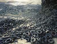 Waste Tires B