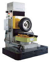 14 Tire Stiffness Test Machine GDJ4