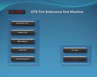 16 3m Diameter Drum Off The Road OTR Tire Endurance Test Machine TJROTRY 22
