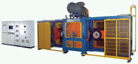Tire Testing Machine 01, 2-Positions PC Tire Endurance High Speed Test Machine, TJR2PCY