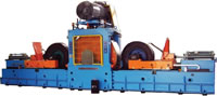 Tire Testing Machine 04, 2-Positions TB Tire Endurance High Speed Test Machine, TJR2TBY