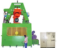 Tire Testing Machine 12, Tire Force & Moment Test Machine, TJRLFLPCY