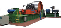 Tire Testing Machine 16, 5M Diameter Drum OTR Tire Endurance Test Machine, TJR1OTRYA
