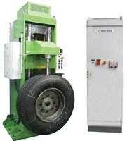 Tire Testing Machine 17, TB Tire Plunger, Tire Static Load Test Machine, TBST1