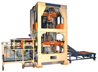 Tire Testing Machine 20, Tire Run-Out Measuring Machine, Production Line Type ROM100