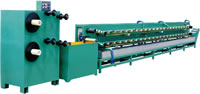 01 Base Rubber Cooling and Winding Linkage Machine for Extrusion and Winding of Compressed Rubber Strip