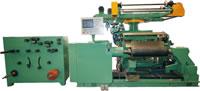 03 Building Machine for Cutting V-Belts Timing Belts Multi V Ribbed Belts Banded V-Belts Including Winding Rubberizing Cutting Functions