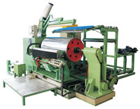 06 Classic V-Belts Single Drum Cord Winding Cutting Machine for Compound Building Process Cord Winding Bonding Rubber Sheet and Cutting Functions