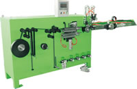 11 Horizontal Type Automatic Fabric Wrapping Machine for the Wrapped V-Belts and the Banded V-Belts