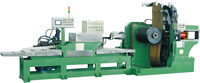 17 Rotocure Machine for Continously Vulcanizing Various Wrapped V-Belts and Bonded V-Belts by Steam or Electricity or Thermal Oil