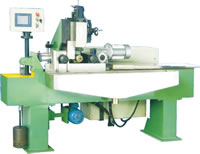 25 Measuring and Grinding Machine for The Length of The Cutting V-Belts and The Cogged V-Belts