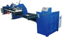 27 Banded Belts Bonding Machine for Bonding Process of Top Rubber Sheet onto Banded V-Belts