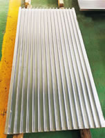 28 V-Belts Mould for Curing Press Plate Vulcanizing Machine