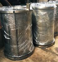 32 Metal Jacket for V-Belts Production