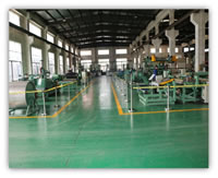 01 Company Intro<BR>V-Belts Machines Running and Testing Workshop with Steam Compressed Air Vacuum