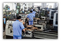 13 Company Intro<BR>V-Belts Machines About 40 Highly Skilled Workers