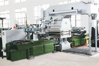 08 V-Belts Productive Equipment in Lab of V-Belts Manufacturer