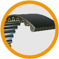 17 Industrial Curvilinear Teeth Timing Belts H3M H5M H8M H14M H20M S3M S5M S8M S14M R3M R5M R8M R14M