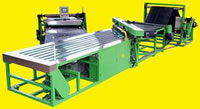 04 Digital Cutting Machine DBC, For Cutting Dipped Clothes Calendered Clothes, For Hoses Wedge Raw Edge Cogged V-Belts