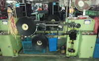 19 CNC Wrapped V-Belts Wrapping Machine DCB3000