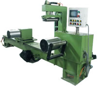22 Automatic Winding Forming Cutting Machine DCQ430x7000, For Forming Cores Of V-Belts With Ropes