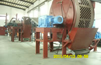 Waste Tires Recycle Line, Big Tyre Crusher