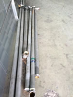 Cooling Water Pipeline