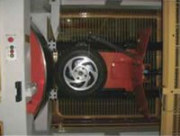 02 Passenger Car PC Wheel Dynamic Radial Fatigue Test Machine RFT2 13