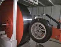 03 Passenger Car PC Wheel Dynamic Radial Fatigue Test Machine RFT2A 13