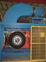 04 Truck and Bus TB Wheel Dynamic Radial Fatigue Test Machine RFT5 12