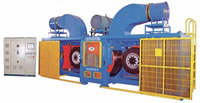 04 Truck and Bus TB Wheel Dynamic Radial Fatigue Test Machine RFT5