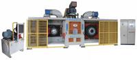 05 Passenger Car PC, Light Truck LT, Truck and Bus TB Wheel Dynamic Radial Fatigue Test Machine RFT7