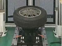 10 Passenger Car PC Wheel Impact Test Machine 13 Degrees ITM2 13