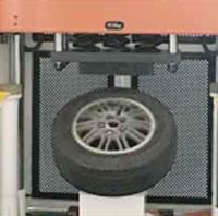 11 Passenger Car PC Wheel Impact Test Machine 30 90 Degrees ITM3 12