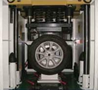 11 Passenger Car PC Wheel Impact Test Machine 30 90 Degrees ITM3 22
