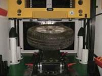 12 Passenger Car PC Wheel Impact Test Machine 13 30 90 Degrees ITM4 13