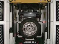 12 Passenger Car PC Wheel Impact Test Machine 13 30 90 Degrees ITM4 33