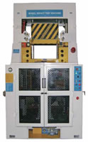 12 Passenger Car PC Wheel Impact Test Machine 13 30 90 Degrees ITM4