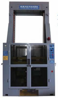 13 Truck and Bus TB Wheel Impact Test Machine 30 Degrees ITM5