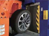 15 Wheel Dual Shafts Test Machine Road Simulation Test Machine RLT50A 23