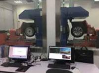 15 Wheel Dual Shafts Test Machine Road Simulation Test Machine RLT50A 33