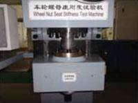 19 Wheel Nut Seat Stiffness Test Machine WNST1 23