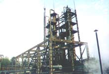 Refined Benzene Section Plant