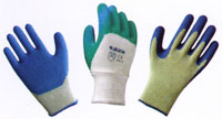 37 Latex, NBR, PU Glove Half Dipping Machinery Production Line SUBCD Gloves