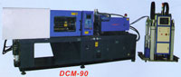 Horizontal Servo Type Liquid Silicone Rubber LSR Injection Molding Machine DCM Series