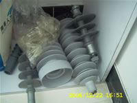 High Voltage Cable Liquid Silicone Rubber LSR Fittings Samples A