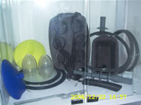 Various Liquid Silicone Rubber, LSR Products, Containers, Rings, Hafts, Handles, Bladders, Disks, Belts Samples