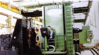 Italy Giant Numerical Control NC Boring Milling Machine
