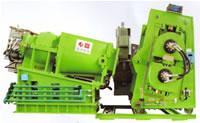 Conical Twin Screw Extruding Sheeting Mill BTXJYS 330/450/600 ZL